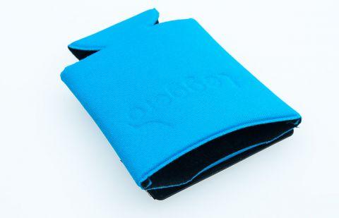 Leggero - uchwyt na butelkę Enso SAIL - niebieski