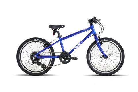 Lekki rower dla dzieci 20 cali Frog 52 - niebieski