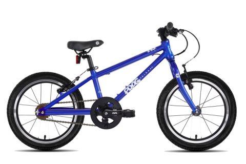 Lekki rower dziecięcy na kołach 16 cali dla dzieci Frog 44