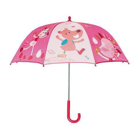 Lilliputiens Parasolka Jednorożec Louise