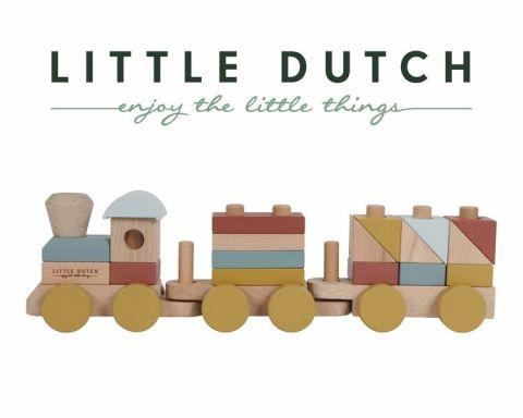zabawka drewniana Little Dutch