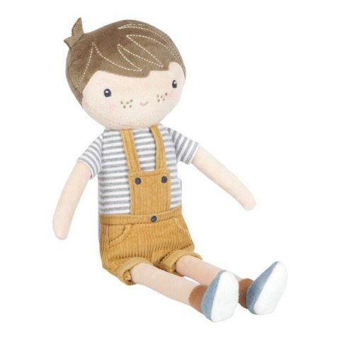 Little Dutch Laleczka przytulanka chłopiec JIM 35 cm