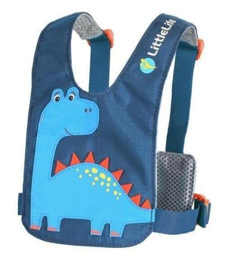 LittleLife Szelki bezpieczeństwa - Dinozaur