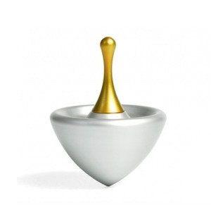 LONDJI Aluminiowy bączek Drop Top Golden