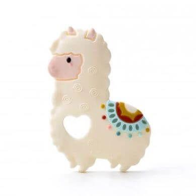LouLou Lollipop gryzak silikonowy Llama