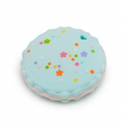 LouLou Lollipop gryzak silikonowy Macaron