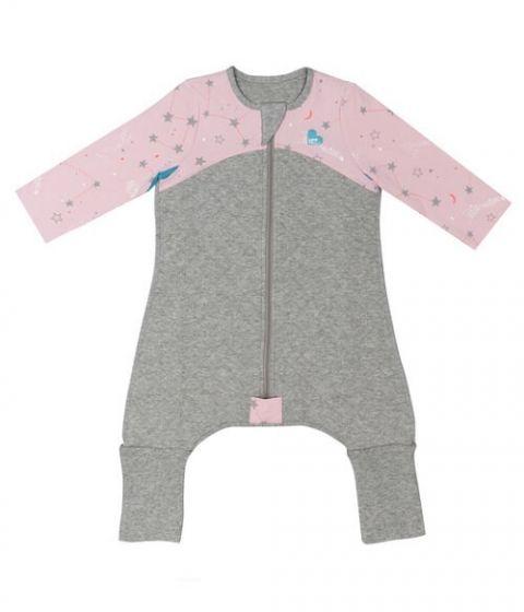 Love To Dream Piżama 6-12 miesięcy różowa warm