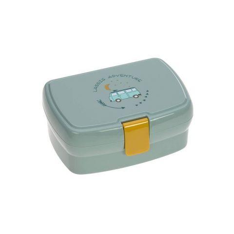 Lunchbox dla dziecka z wkładką Adventure Bus Lassig