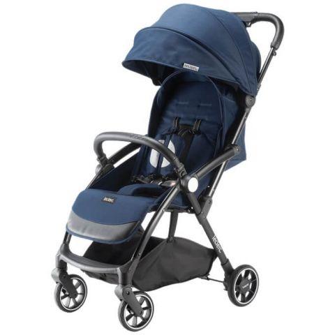 wózek dziecięcy spacerowy leclerc Blue Granatowy