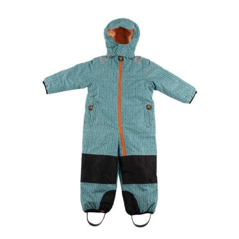 nieprzemakalny kombinezon dla dziecka z ociepleniem
