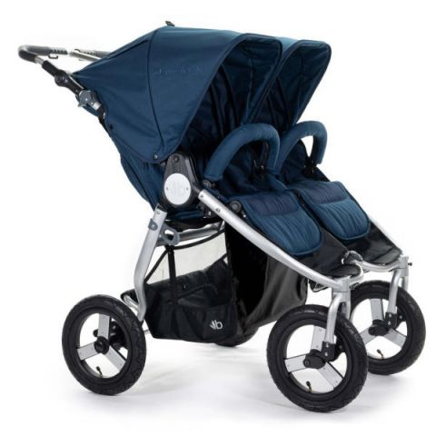 Wózek bliźniaczy Bumbleride Indie Twin (2020) Maritime blue