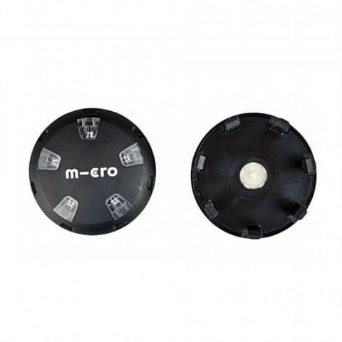 Micro dekielki Micro Wheel Whizzer LED black