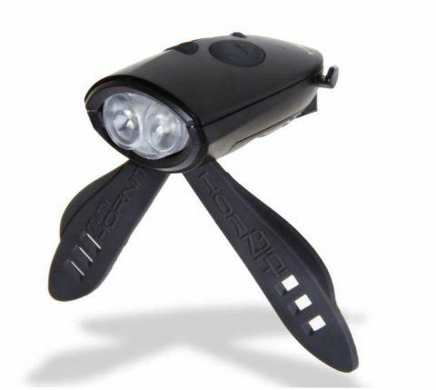 Hornit mini Lampka Klakson czarna