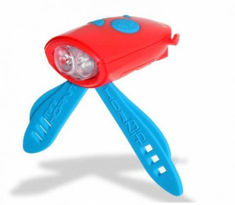 Hornit mini Lampka Klakson czerwony