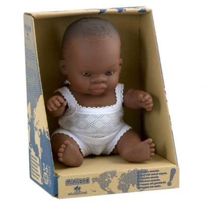 Miniland baby lalka 21cm