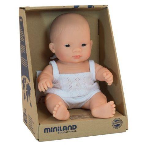 Miniland mała lalka pachnąca wanilią