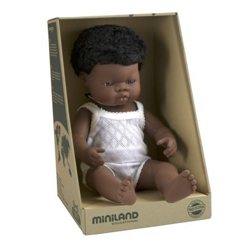 Edukacyjna lalka hiszpańska