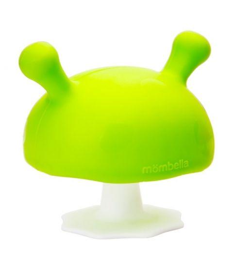 Mombella Gryzak uspokajający Mushroom Green