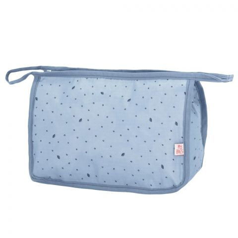 My Bag's Kosmetyczka Leaf Blue