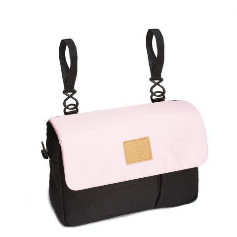 My Bag's Organizer do wózka Eco Black/Pink