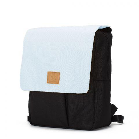 My Bag's Plecak Reflap eco blackblue