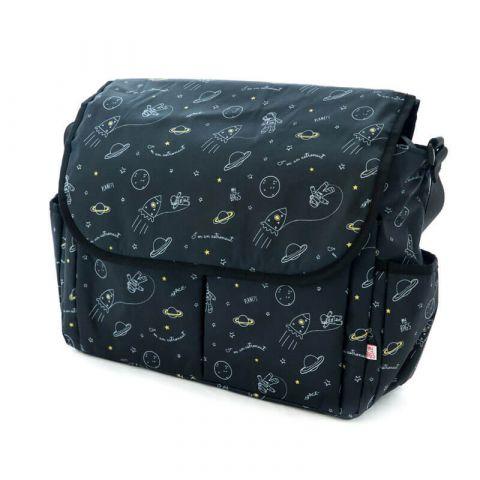 My Bag's Torba do wózka Flap Bag Cosmos