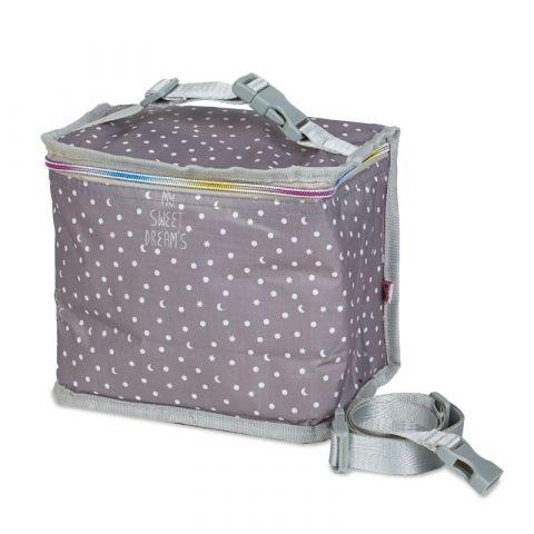My Bag's Torba termiczna Picnic Bag My Sweet Dreams grey