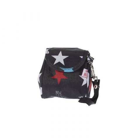 My Bag's Torebka na smoczek My Star's black