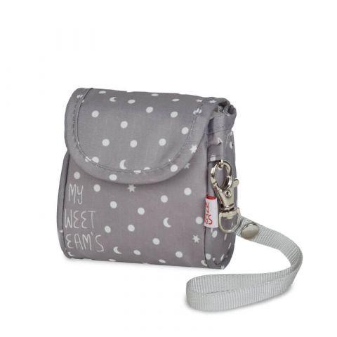 My Bag's Torebka na smoczek My Sweet Dream's grey