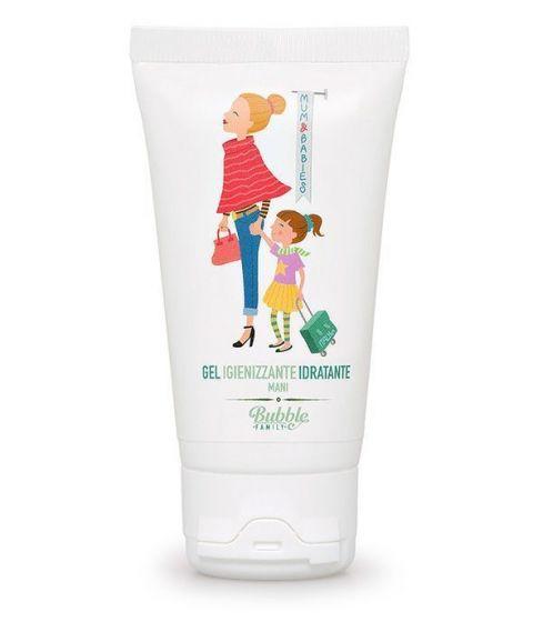 Bubble&CO Organiczny dezynfekujący i nawilżający żel do rąk mus&babies 50 ml