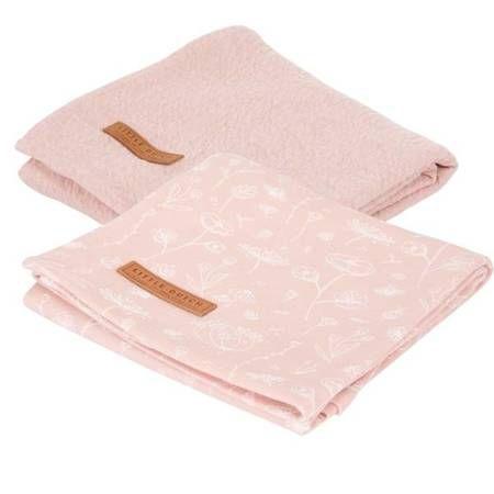 delikatny otulacz bawełniany dla dziecka little dutch