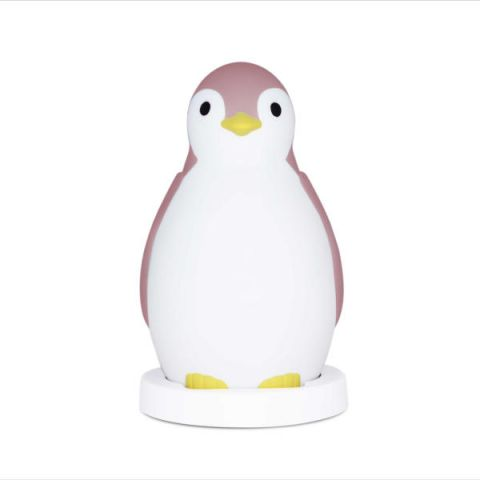 lampka nocna dla dziecka pingwin pam zazu