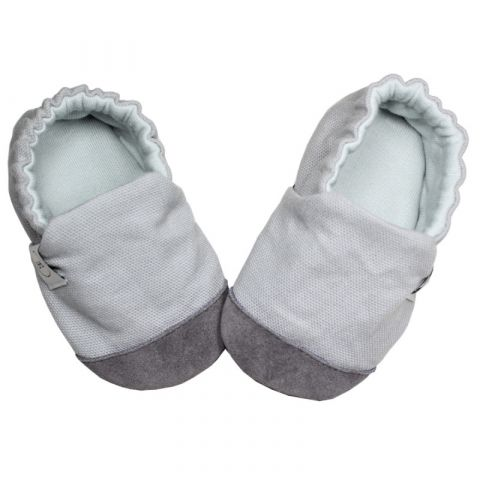 Baby Bisous Papcie Marble Grey