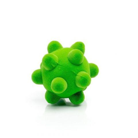 piłka sensoryczna dla niemowląt zielona