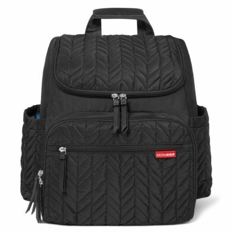 plecak do wózka Plecak Forma Jet Black
