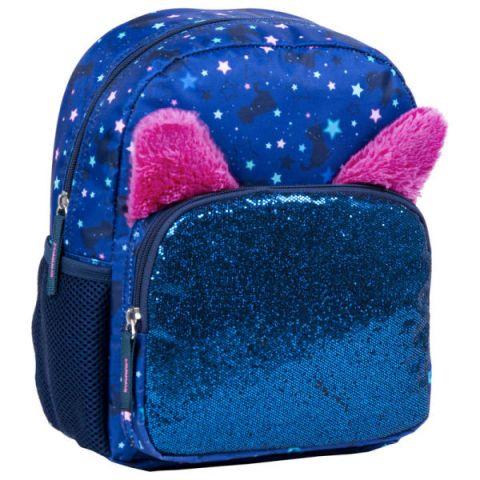 plecak z uszami dla dziewczynki