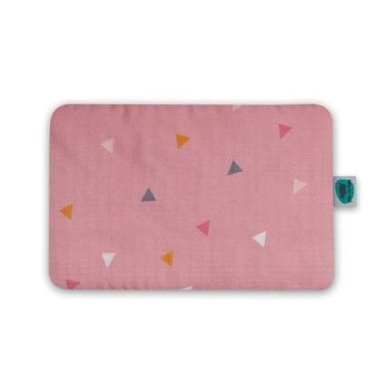poduszka dla dziecka mała płaska muślinowa