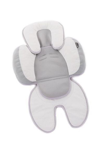 Poduszka / wkładka 3w1 white grey B-Snooze Bo Jungle