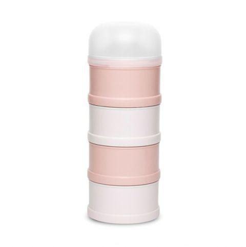 pojemnik na mleko w proszku różowy suavinex