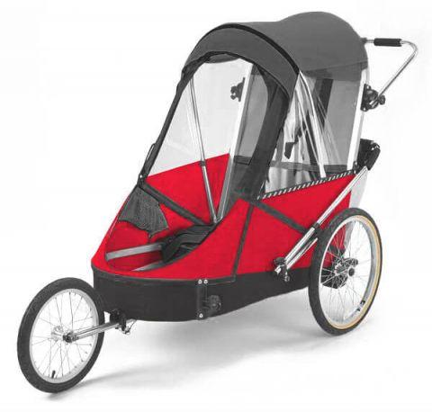 przyczepka-rowerowa-dla-niepelnosprawnych-Wike-Large-czerwona