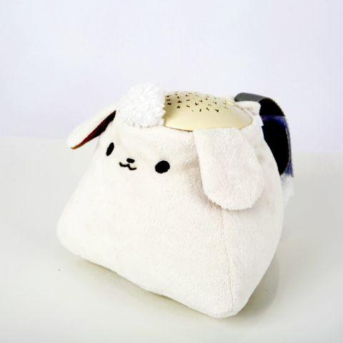 PurFlo Projektor z pozytywką Little Lumies - Lamb