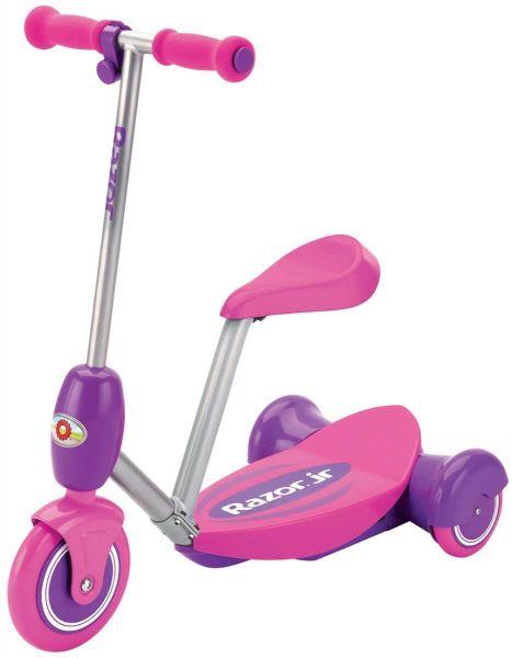 Razor Hulajnoga elektryczna Lil' E 6v różowa