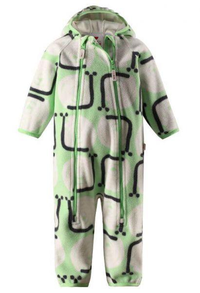 REIMA kombinezon niemowlęcy Tilhi green 50/56