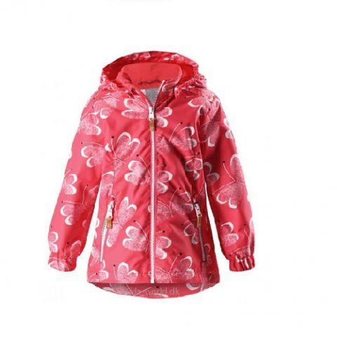 Kurtka przejściowa Anise Reima kolor różowy
