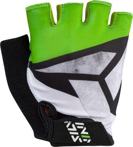 Rękawiczki Silvini OSE Zielono-czarne