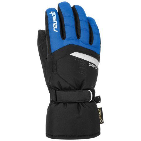 REUSCH rękawice BOLT palce blue black 3.5