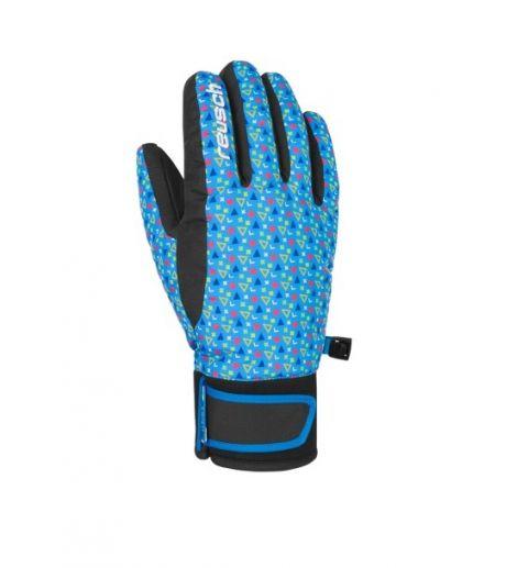 REUSCH rękawice IRIS ethereal blue 5,5