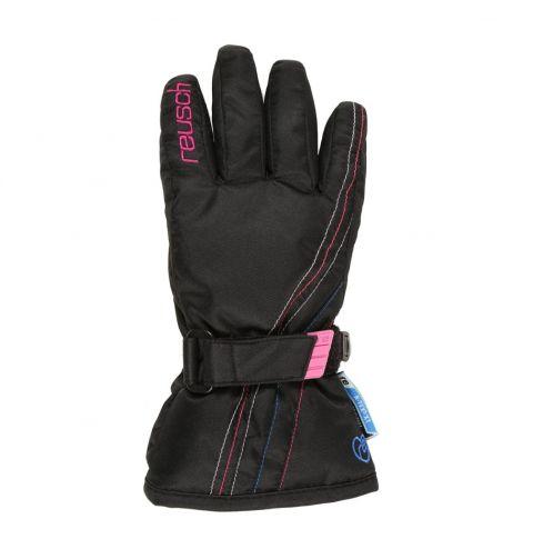 REUSCH rękawice POLLY black multicolor 4,5