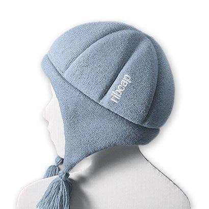 Ribcap Chessy KIDS, niebieski MINI