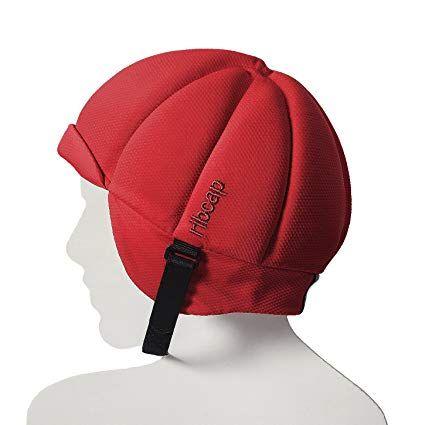 Ribcap FOX, czerwony S - COOLMAX